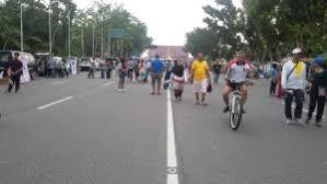 Mulai 24 Juni, Pemko Pekanbaru Pindahkan CFD ke Jalan Sudirman