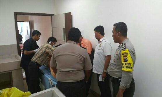 Korban Begal di Jalan Garuda Sakti, Kampar Tewas di Rumah Sakit