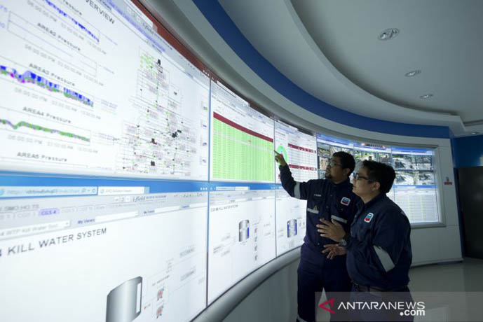 Chevron Pelopor Teknologi Perminyakan Indonesia