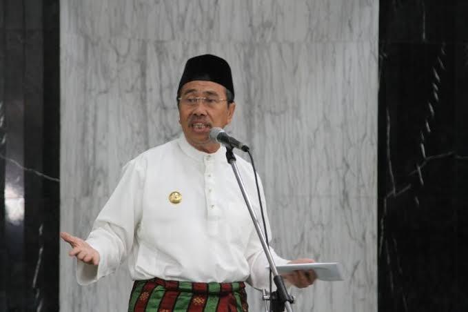 Riau Siapkan Pergub Pendidikan Anti Korupsi