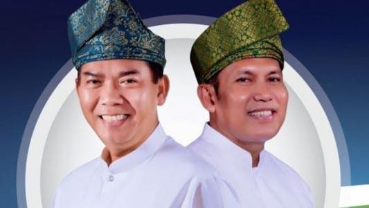 Hasil Survei Lamda Indonesia Terbaru, Elektablitas Pasangan  Firdaus-Rusli Tertinggi
