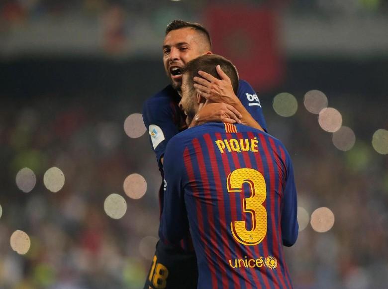Barcelona Juara Usai Kalahkan Sevilla