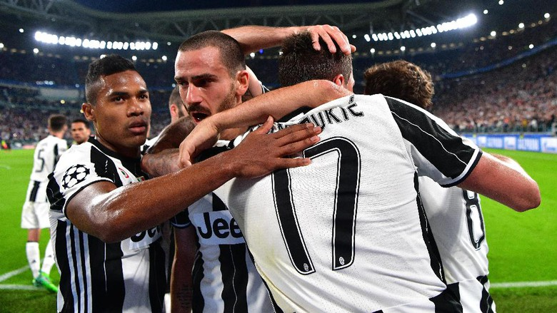 Kalahkan Monaco, Juventus Melangkah Mantap ke Final