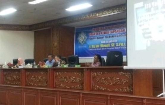 Rusli Effendi Ajak Mahasiswa UIN Suska Berinovasi