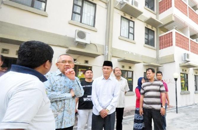 Pembangunan Perumahan dan Pemukiman di Riau
