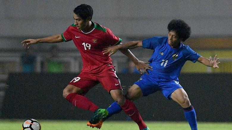 Timnas U-23 Imbang Lawan Thailand, Luis Milla Puji Kerja Keras Pemain