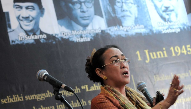 Sukmawati Soekarnoputri Dilaporkan atas Dugaan Penistaan Agama