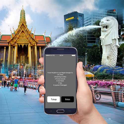 XL Pass Kini Bisa di 39 Negara di Asia, Australia, Eropa, dan Afrika
