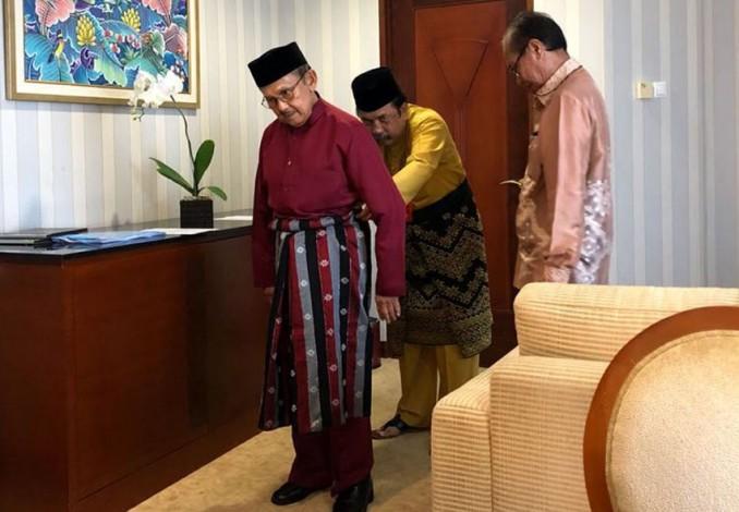 Uniknya HUT ke 61 Provinsi Riau