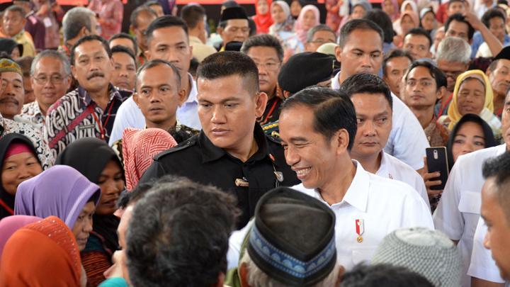Survei: Jokowi Harus Waspada, Tingkat Kepuasan Publik Menurun
