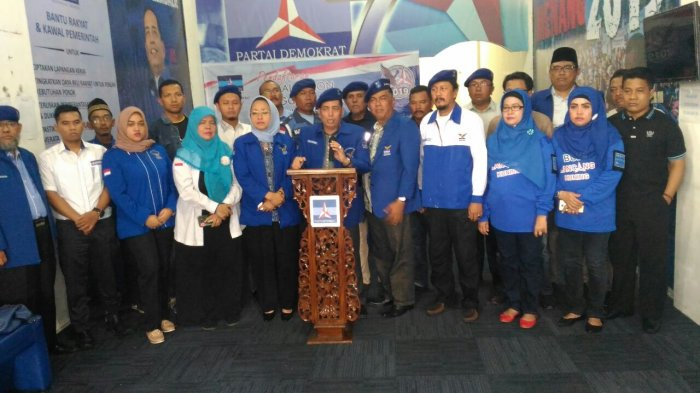 Demokrat Riau Dukung Langkah Hukum SBY