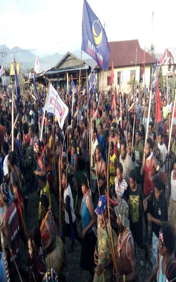 KPU Angkat Bicara Soal Sengketa Pilkada di Papua