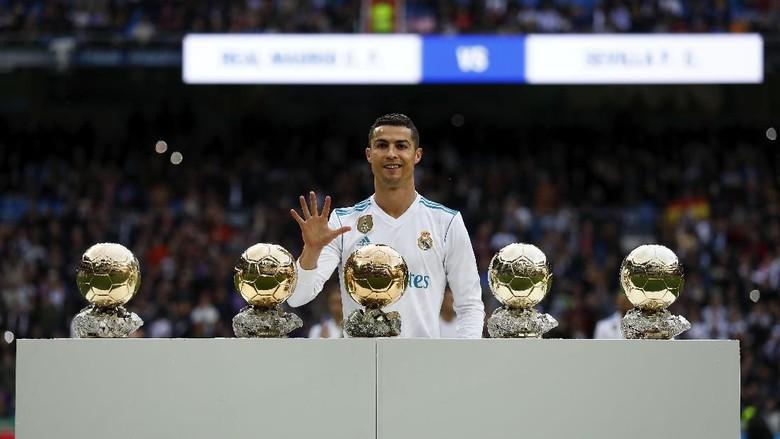 Real Madrid Tak Lagi Hadapi Musim dengan Peraih Ballon d'Or di Skuat