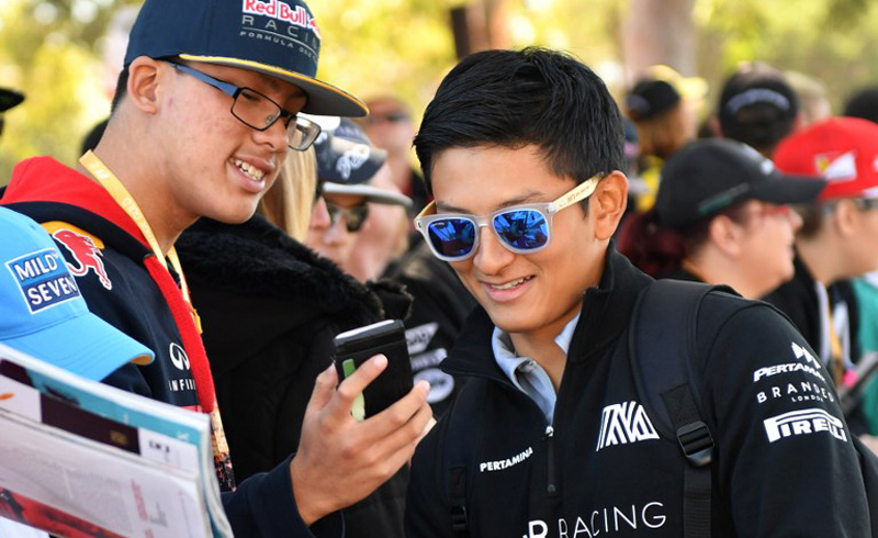 Rio Haryanto Tetap Bela Tim Manor Racing di GP Jerman