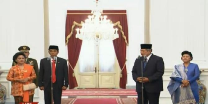 Demokrat sebut Jokowi sangat tak bijak di saat negara krisis malah salahkan SBY
