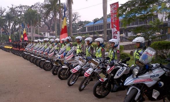 Amankan TPS, Polda Riau Bakal Kerahkan 268 Personil
