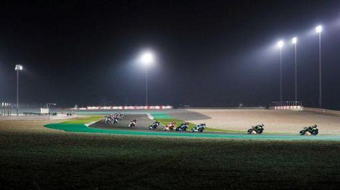 Di Bawah Cahaya Lampu Losail, MotoGP 2019 Dimulai Akhir Pekan Ini