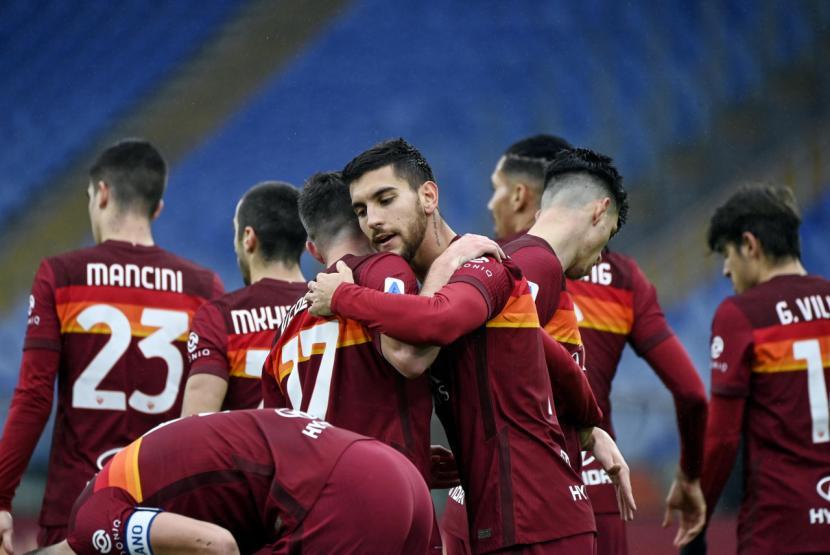 Perang Dingin AS Roma Lawan Lazio