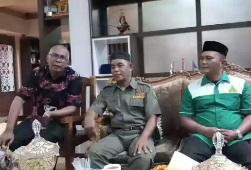 Pj Bupati Inhil Ajak Ansor dan Banser Tingkatkan Kewaspadaan Terhadap Terorisme