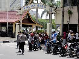 Polda Riau Serukan Jajarannya Jaga Netralitas Pilkada 2018.
