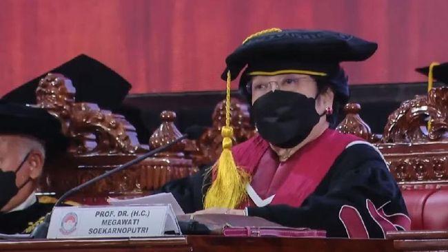 Jokowi Lantik Megawati dan Dewan Pengarah BRIN Hari Ini