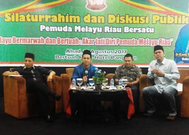PMRB Gelar Acara Silaturrahmi Dan Diskusi Publik