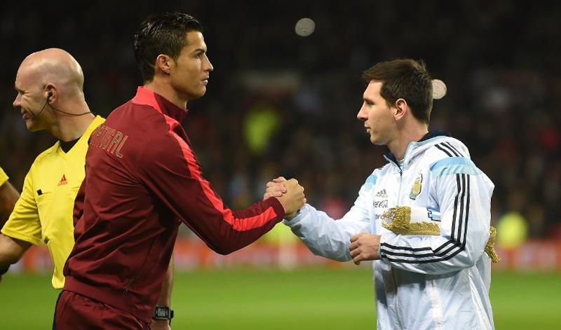 Ronaldo dan Messi Menjadi Atlet dengan Penghasilan Rp2,7 Triliun Setahun