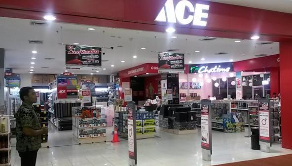 ACE Hadware Ajak Pelanggan Berbelanja Hemat