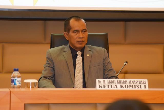 Komisi I Paparkan Fungsi DPR pada Perwira Mahasiswa Seskoal