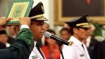 Anies-Sandi Resmi Pimpin DKI Jakarta, Ini Harapan KPK