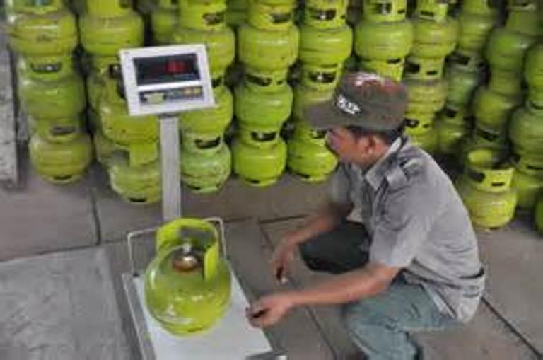 Distributor LPG Selewengkan Kuota