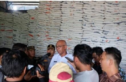 12 Kecamatan Belum Ambil Rasta, Pjs Bupati Inhil Desak Camat Bergerak Cepat