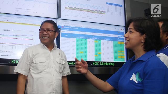 XL Axiata Tebar Internet 4G ke Pelosok Sumatera dan Sulawesi