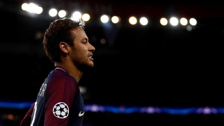 Neymar Langganan Rumor Bursa Transfer