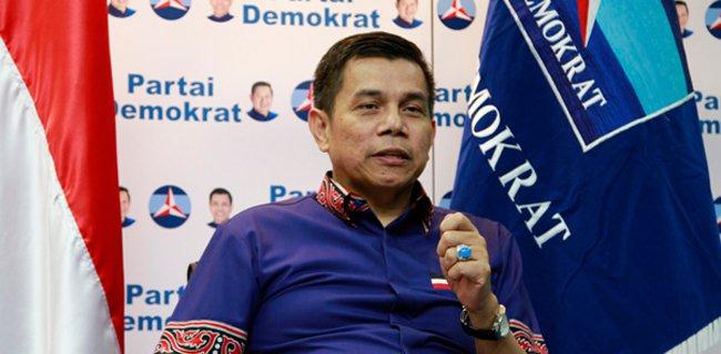 Hinca Panjaitan: Demokrat Hormati Keputusan PKS