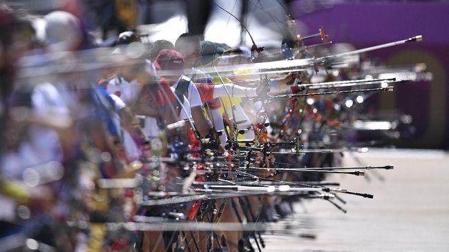 Riau Ega Peringkat ke-15 Ranking Round Olimpiade Tokyo