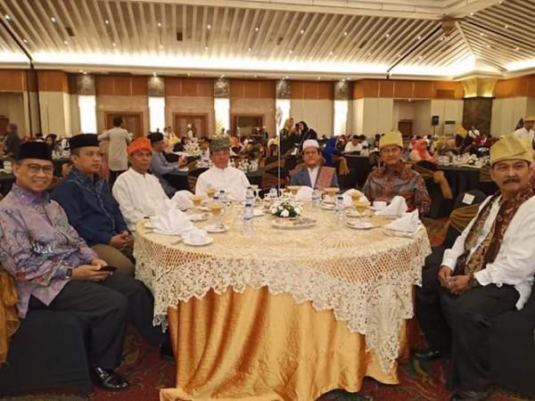 Bupati Inhil  Berasama Wakil Bupati Hadiri Buka Puasa Bersama KKIH Jakarta