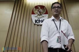 KPK Geledah Kantor Bupati Bengkalis