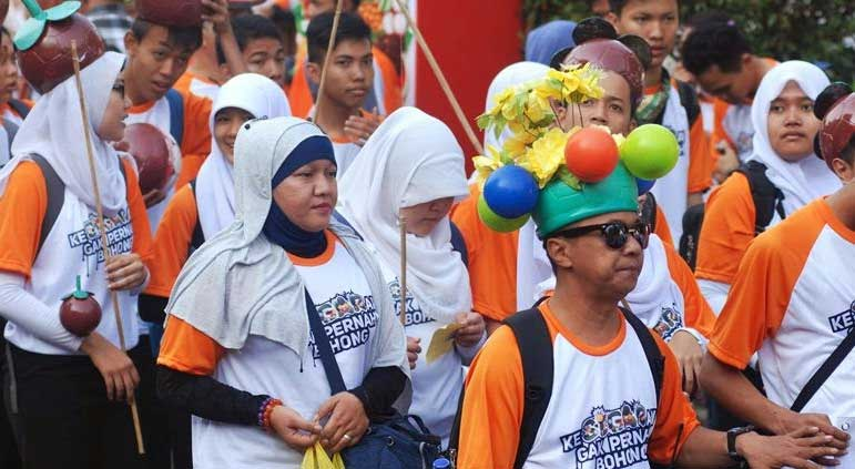 Revolusi Oranye, Mentan Andi Arman Sebar Bibit Bermutu