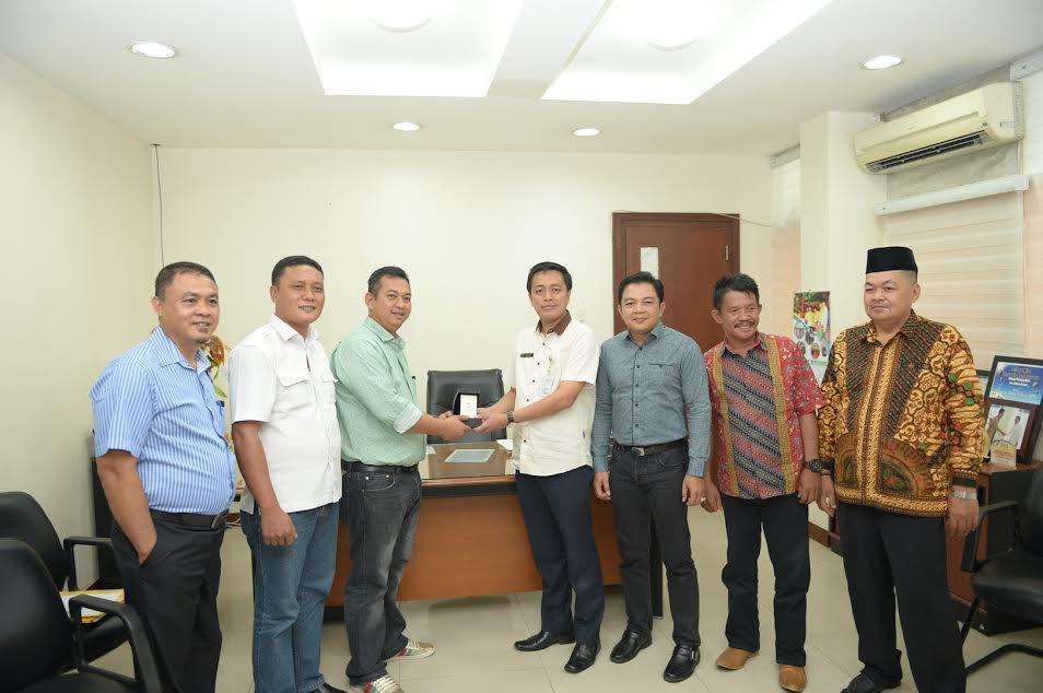 Komisi I DPRD Inhil Kunjungi Biro Humas, Protokol dan Kerjasama Setdaprov Riau