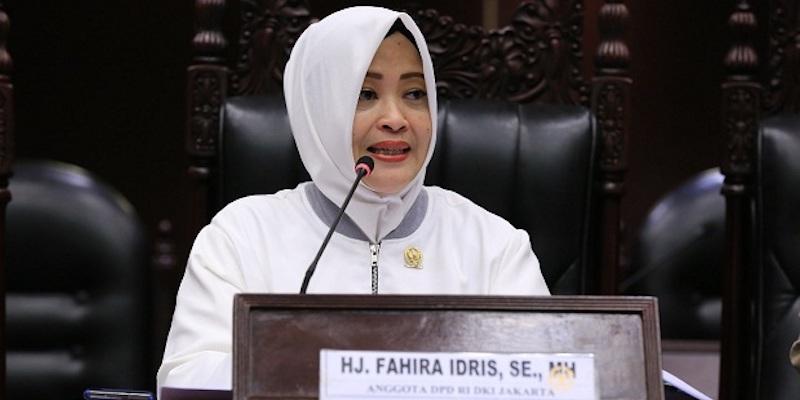 Fahira Idris: Indonesia Butuh Kebijakan Khusus Buat Anak Yang Kehilangan Orangtua Akibat Covid-19