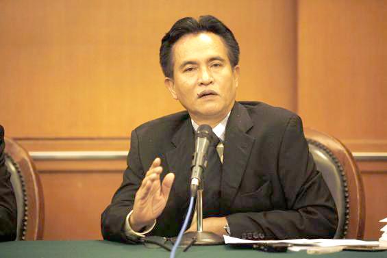Prof Yusril: Apapun Putusan MA, Menkumham Wajib Mengesahkan