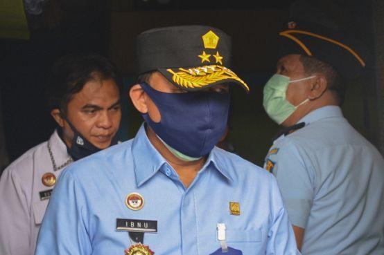 Kemenkum HAM Riau Bahas Pembangunan Lapas Baru