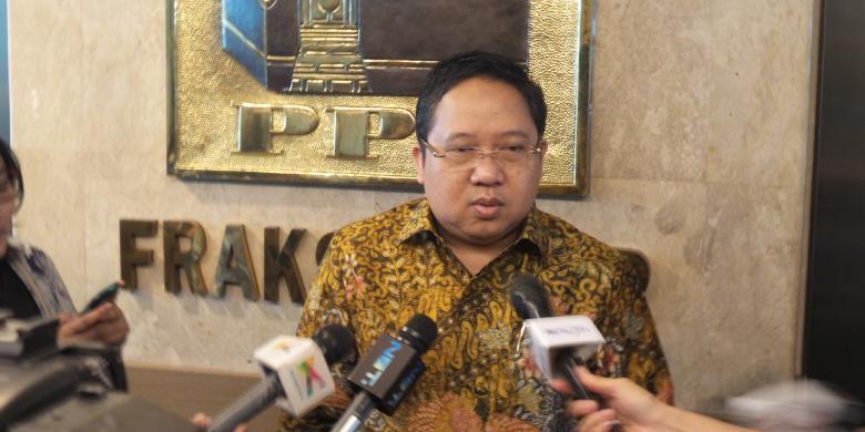 Syaifullah Tamliha Ngarep Menteri Yasonna Jadi Arif dan Bijaksana