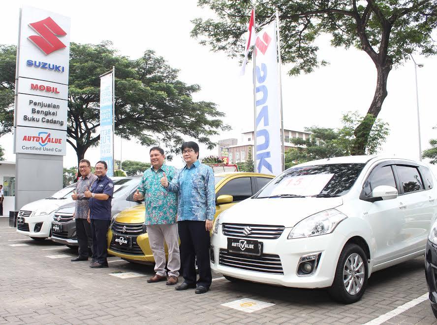 MobKas City Car Suzuki Banyak Dicari Konsumen