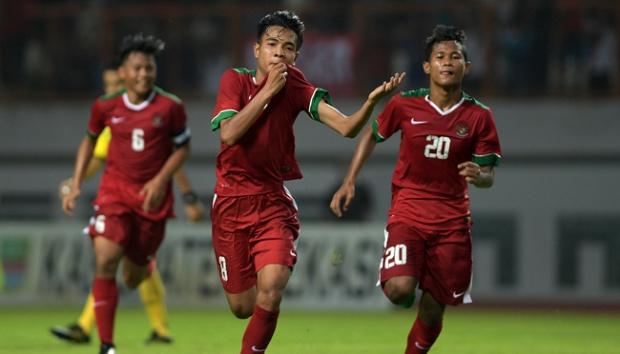 Timnas U-16 Pastikan Rebut Gelar Juara
