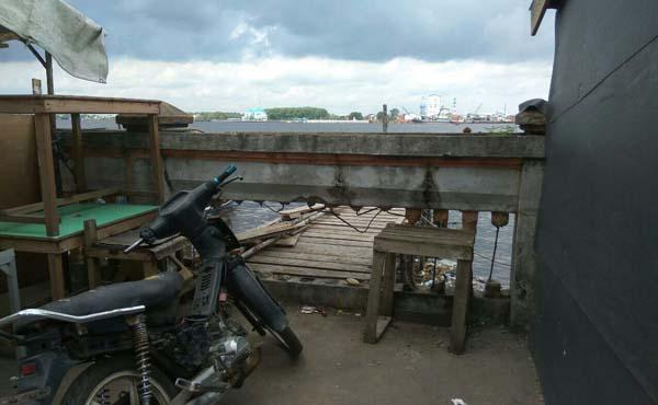 Pagar Dan Sungai Guntung Dijebol 'Tangan Tak Bertanggung jawab'