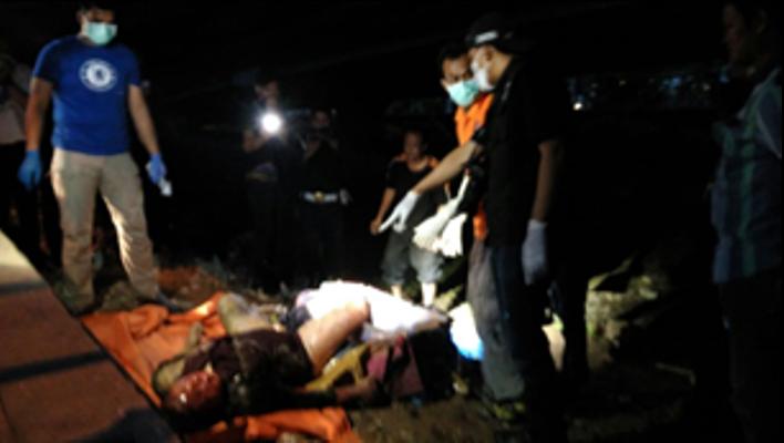Mayat Wanita Dalam Kardus Ditemukan di Kolong Tol Jorr PIK