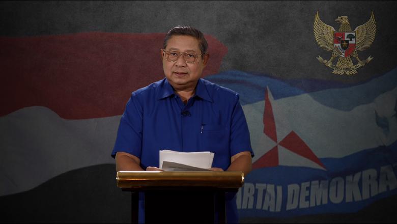 SBY akan Sampaikan Pidato Refleksi Akhir Tahun