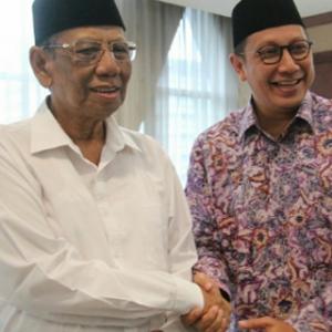 Menteri Agama: Tiga Hal Yang Tidak Terpisahkan Dari Almarhum KH. Hasyim Muzadi